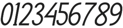 Princella Sans Slant Italic otf (400) Font OTHER CHARS