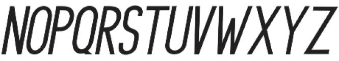 Princella Sans Slant Italic otf (400) Font LOWERCASE