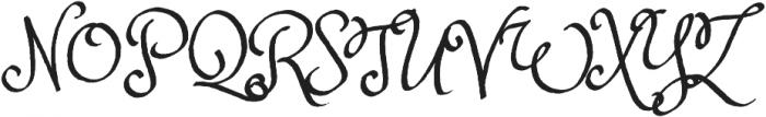 Princess Sofia Royale otf (400) Font UPPERCASE