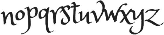 Princess Sofia Royale otf (400) Font LOWERCASE