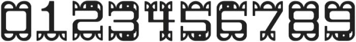 Prize Ornate otf (400) Font OTHER CHARS
