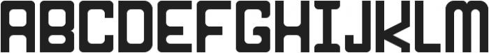 Producer ttf (400) Font LOWERCASE