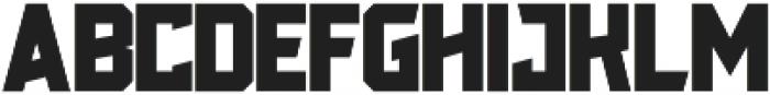 Prodush Regular otf (400) Font LOWERCASE