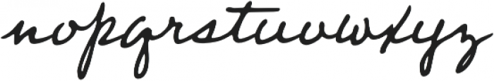 Professor otf (400) Font LOWERCASE