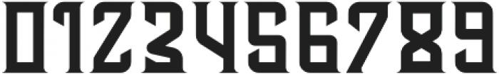 Prohibited Regular otf (400) Font OTHER CHARS
