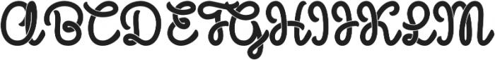 Propeller otf (400) Font UPPERCASE
