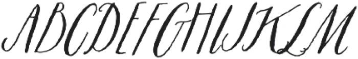 Prosciutto Mixed otf (400) Font LOWERCASE