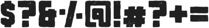 Prospekt Rocky otf (400) Font OTHER CHARS