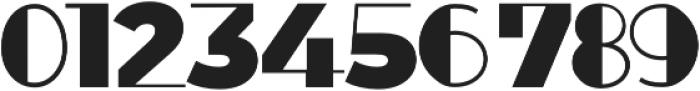 Prosper Display otf (400) Font OTHER CHARS
