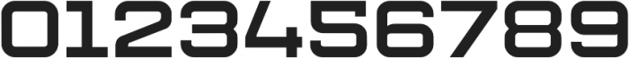 Protrakt Bold-Exp-One otf (700) Font OTHER CHARS
