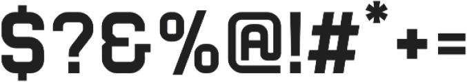 Protrakt Bold otf (700) Font OTHER CHARS
