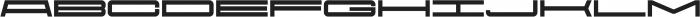 Protrakt Heavy-Exp-Eight otf (800) Font UPPERCASE