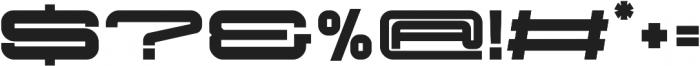 Protrakt Heavy-Exp-Four otf (800) Font OTHER CHARS