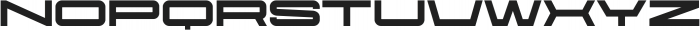 Protrakt Heavy-Exp-Four otf (800) Font LOWERCASE