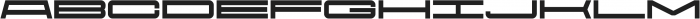 Protrakt Heavy-Exp-Seven otf (800) Font UPPERCASE