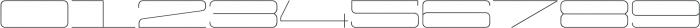 Protrakt Light-Exp-Six otf (300) Font OTHER CHARS