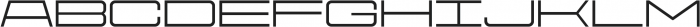 Protrakt Medium-Exp-Four otf (500) Font LOWERCASE