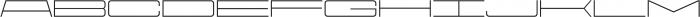 Protrakt Regular-Exp-Eight otf (400) Font UPPERCASE