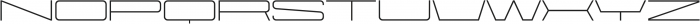 Protrakt Regular-Exp-Six otf (400) Font LOWERCASE