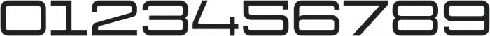 Protrakt Semi-Bold-Exp-Two otf (600) Font OTHER CHARS