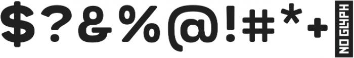 Provoke Regular-Rounded otf (400) Font OTHER CHARS
