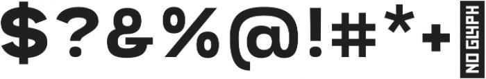 Provoke otf (400) Font OTHER CHARS