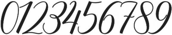 Pruistine Script otf (400) Font OTHER CHARS