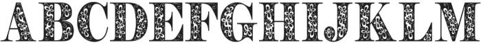 Pryma otf (400) Font UPPERCASE