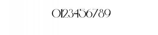 PREVIEW OZELLA-08 Font OTHER CHARS