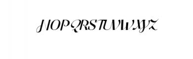 Pratiwi Typeface.ttf Font UPPERCASE