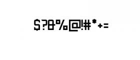 Precious.ttf Font OTHER CHARS