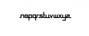 Precious.ttf Font LOWERCASE
