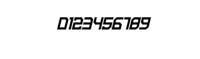Prestige Italic.otf Font OTHER CHARS