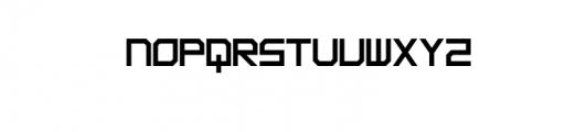Prestige.otf Font UPPERCASE