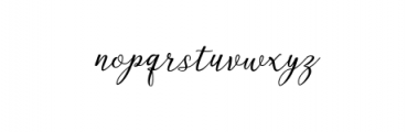 preview1 Font LOWERCASE
