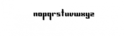 preview.jpg Font LOWERCASE