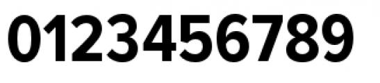 Proxima Nova Condensed Bold Font OTHER CHARS
