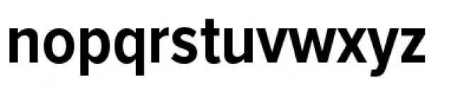 Proxima Nova Condensed Bold Font LOWERCASE