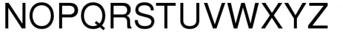 Proxima Nova Condensed Extrabold Font UPPERCASE