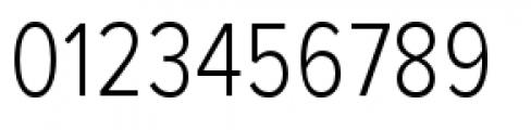 Proxima Nova Condensed Light Font OTHER CHARS