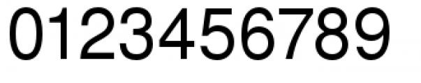 Proxima Nova Condensed Regular Italic Font OTHER CHARS