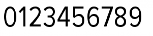 Proxima Nova Condensed Regular Font OTHER CHARS