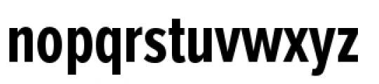 Proxima Nova Extra Condensed Bold Font LOWERCASE