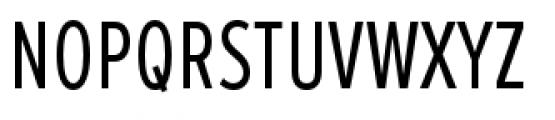 Proxima Nova Extra Condensed Regular Font UPPERCASE