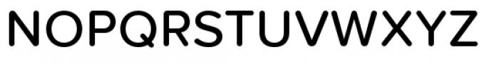 Proxima Nova Soft Medium Font UPPERCASE