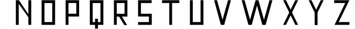 Pronghorn Font Family 2 Font UPPERCASE