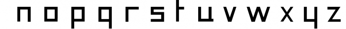 Pronghorn Font Family 2 Font LOWERCASE