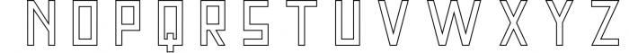 Pronghorn Font Family 3 Font UPPERCASE