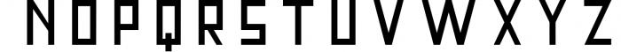 Pronghorn Font Family 5 Font UPPERCASE