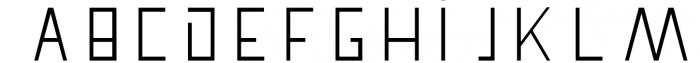 Pronghorn Font Family Font UPPERCASE